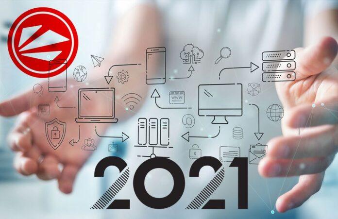 Foto de Tendencias innovadoras de diseño web para 2021, por