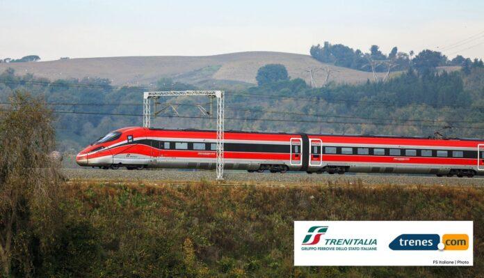 Foto de Trenitalia and Trenes.com